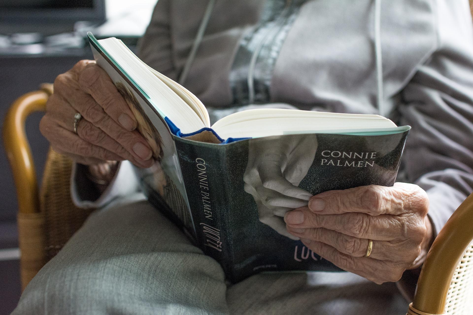 Bücher für Senioren