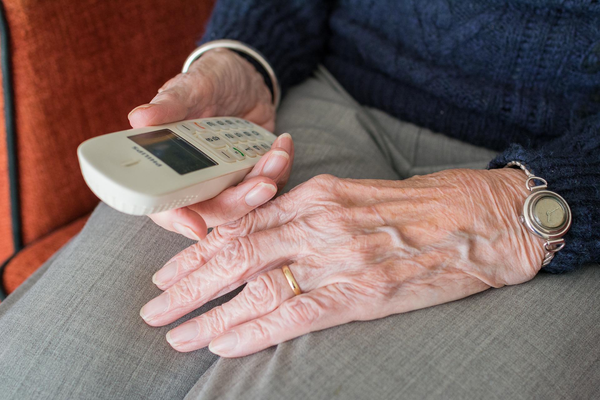 Festnetztelefone für Senioren