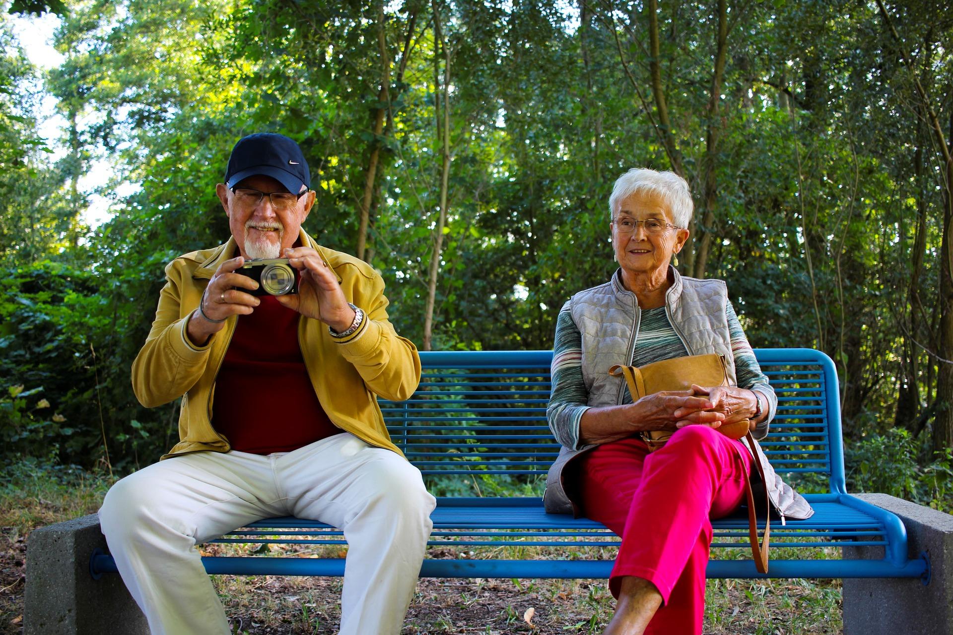 Aufhebhilfe Senioren